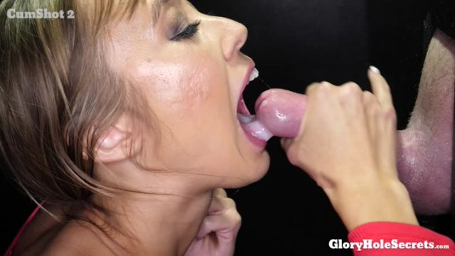 Christy Love Sucking Dick 1st Visit Gloryhole Secrets