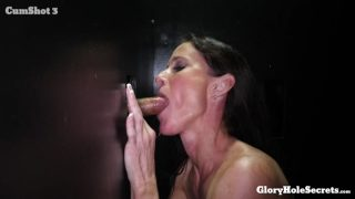 Gloryhole Secrets Sofie Marie 2nd Visit